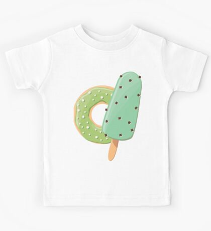 Ice cream and donuts 001 Kids Clothes