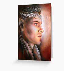 Lord of The Elven City Greeting Card