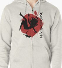 Discovery of Gravitation Zipped Hoodie