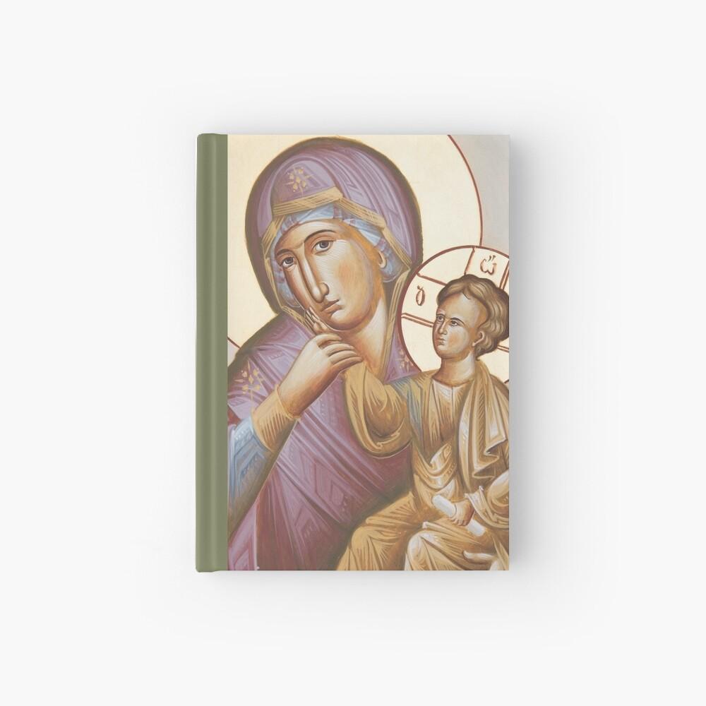 Theotokos Paramythia Hardcover Journal