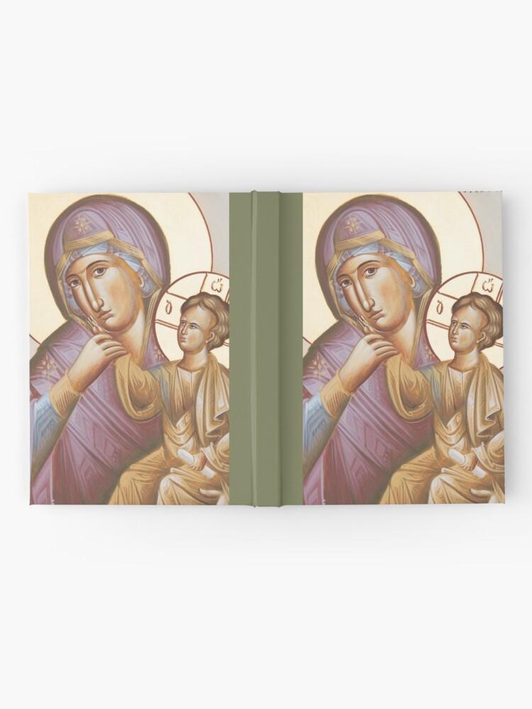 Alternate view of Theotokos Paramythia Hardcover Journal