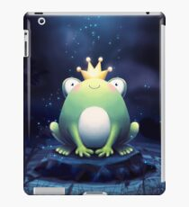Frog Prince iPad Case/Skin