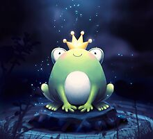 Frog Prince by trenchmaker