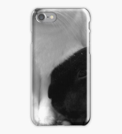 Toe to nose iPhone Case/Skin