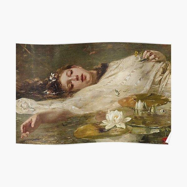 Ophelia - Renaissance Painting Poster