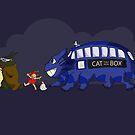 Doctor Totoro by thedustyphoenix