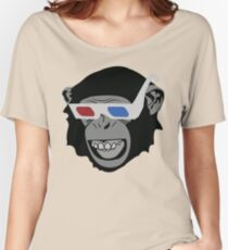 Radical Chimp Women's Relaxed Fit T-Shirt