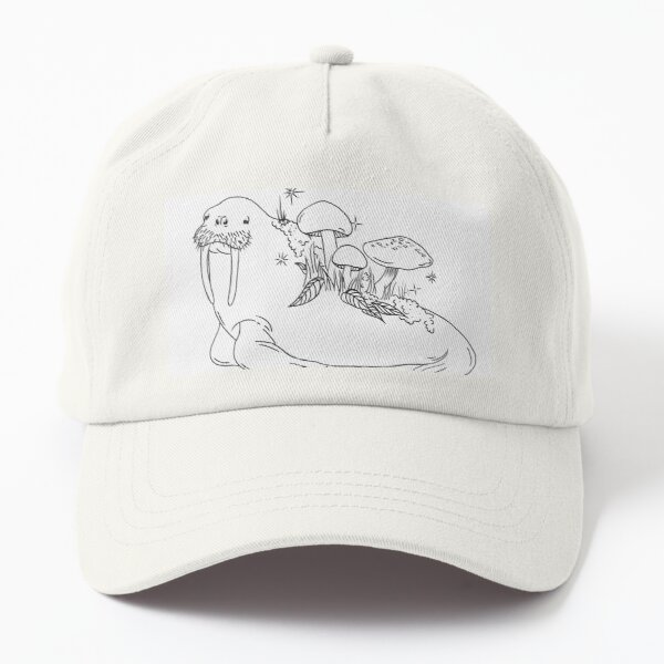 Walrus Magic Dad Hat
