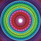 Mandala of Inner Peace by Elspeth McLean