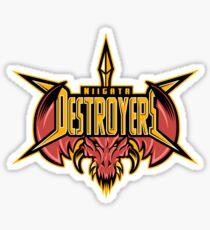 NIIGATA: DESTROYERS Sticker