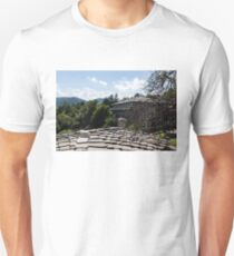 Of Slate Roofs and Gnarled Apple Trees T-Shirt