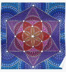 Genesis Pattern Poster