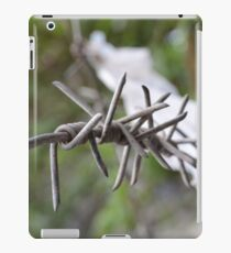 Barbed. iPad Case/Skin