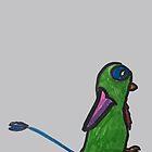 A Bird Called Rainbow. by Jona