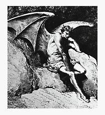 Lucifer Photographic Print