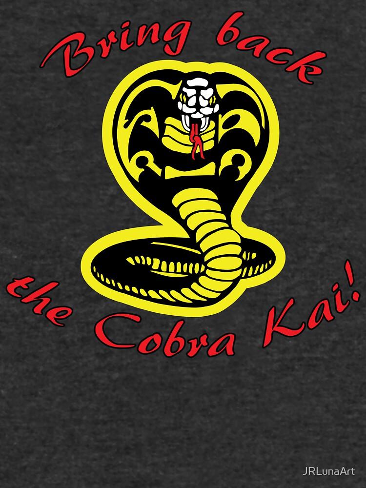 Bring Back the Cobra Kai! von JRLunaArt