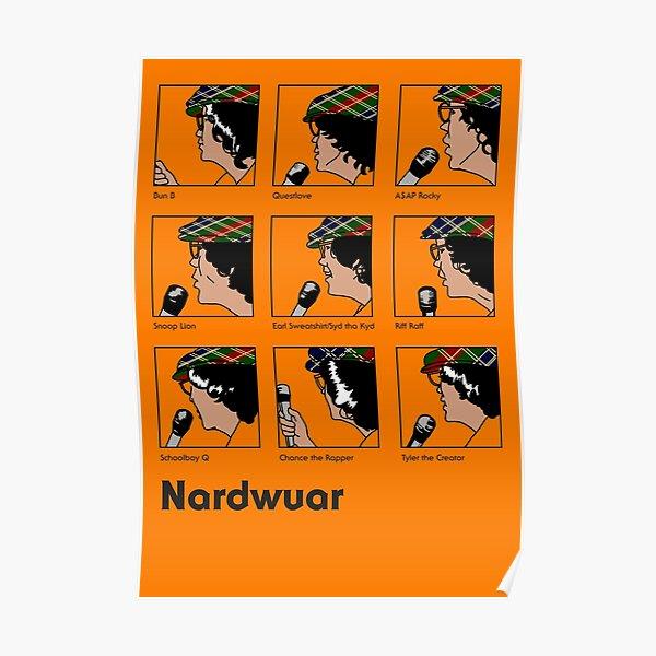 Nine Nardwuars Poster