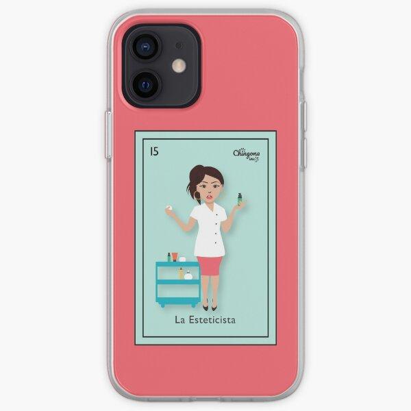 La Esteticista iPhone Soft Case