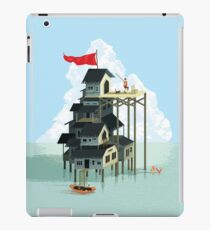 Room for one iPad Case/Skin