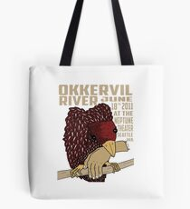 overkill river Tote Bag
