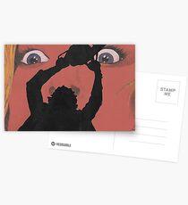 Texas Chainsaw Massacre Postcards