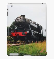 Time Travel By Steam iPad Case/Skin