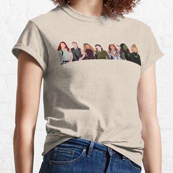Marvelous ladies (no block) Classic T-Shirt