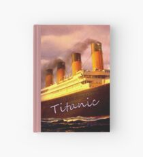RMS Titanic Hardcover Journal