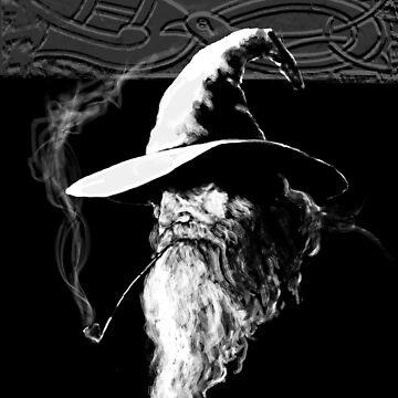 Dark Wizard by Kozmikmunki