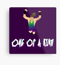 One of a KIND! | Rob Van Dam Metal Print