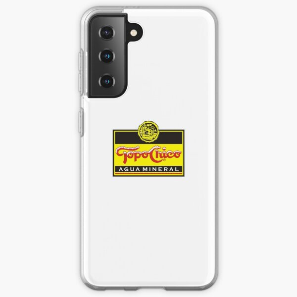 Best Selling - Topo Chico Agua Mineral Merchandise Samsung Galaxy Soft Case