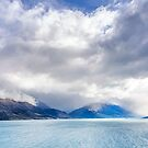 Clouds Descend the Tooth Peaks (near Glenorchy, NZ) by SeeOneSoul