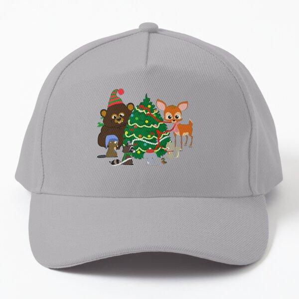 South Park Christmas Critters Baseball Cap