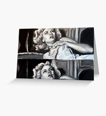 Dial M for murder Greeting Card