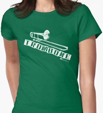 Label Me A Trombone (White Lettering) T-Shirt