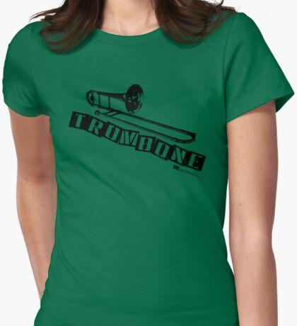Label Me A Trombone (Black Lettering) T-Shirt