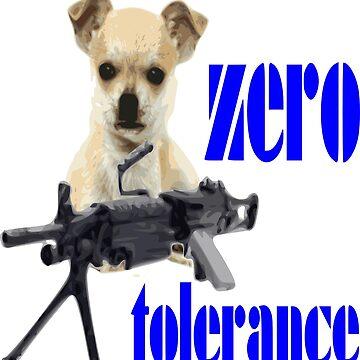 Doggie Tolerance by Grobie