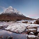 Mountain Sunrise by Grant Glendinning
