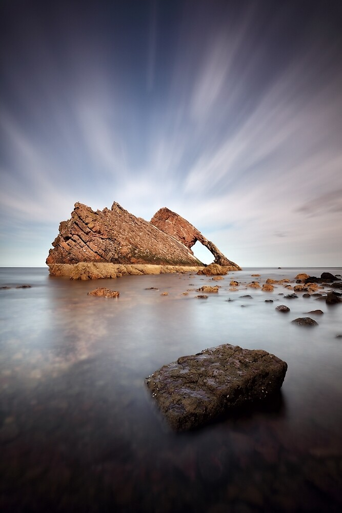 Bow Fiddle Long Exposure by Grant Glendinning