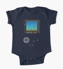 Retro Nintendo Game Boy Super Mario  Kids Clothes