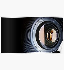 Photo Lens Poster