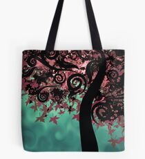 A Different Shade Of October Tote Bag