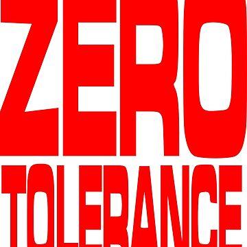 Zero Tolerance by Grobie