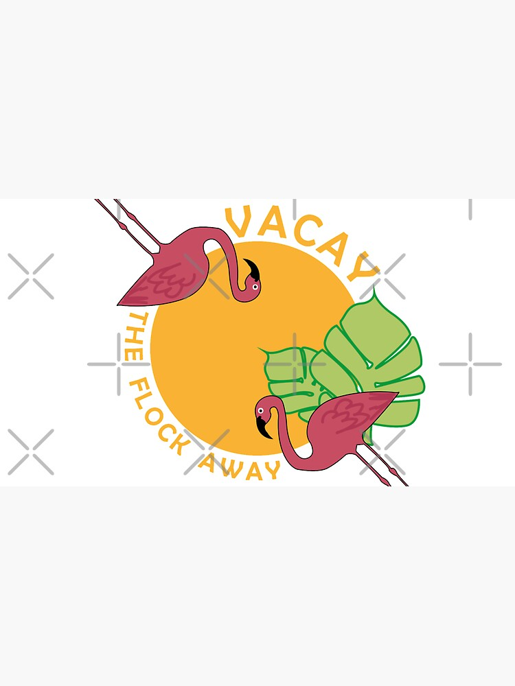 Vacay The Flock Away by a-golden-spiral