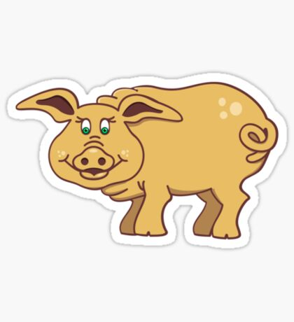 A Pig VRS2 Sticker