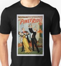 Performing Arts Posters David Higgins idyl of the Tennessee mountains At Piney Ridge 1235 Unisex T-Shirt