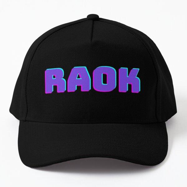 RAOK (Random Act Of Kindness) Purple Baseball Cap