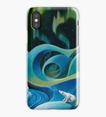 Free Floe Horizon Detail iPhone Case/Skin