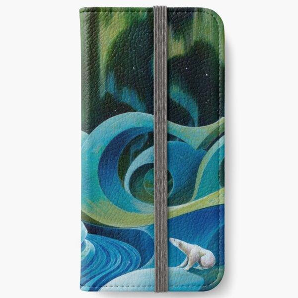 Free Floe Horizon Detail iPhone Wallet