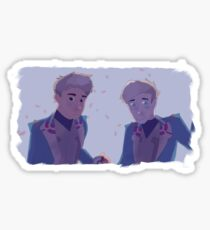 """Mystic Boys"" - Dan and Phil Sticker"